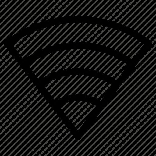 line-icon, mobile, network, router, wifi, wireless icon