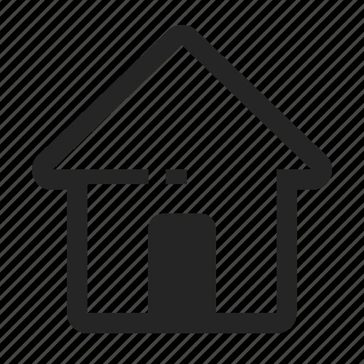 app, contact, estate, home, house, mobile icon