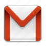 email, gmail, inbox icon