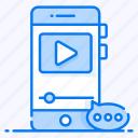 mobile video, online video, smartphone video, video app, video streaming
