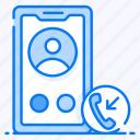 incoming call, mobile call, mobile ringing, phone call, smartphone call