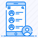 call contacts, call list, contacts list, mobile contacts, phone contacts, smartphone contacts