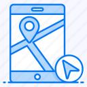 mobile gps, mobile location, mobile map, mobile navigation, online location