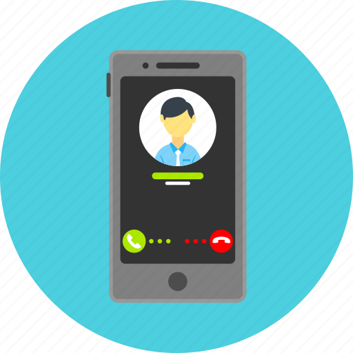 call, communication, connection, phone, service, skype mobile, smartphone icon