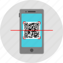 qr, scan, barcode, label, scanning, sticker, tag