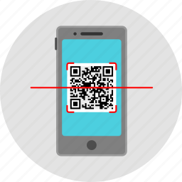 barcode, label, qr, scan, scanning, sticker, tag icon