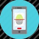 scanner, thumb, configuration, fingerprints, settings, system, wrench