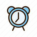 alarm, application, apps, clock, design, mobile icon