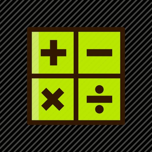 application, apps, calculator, design, mobile icon