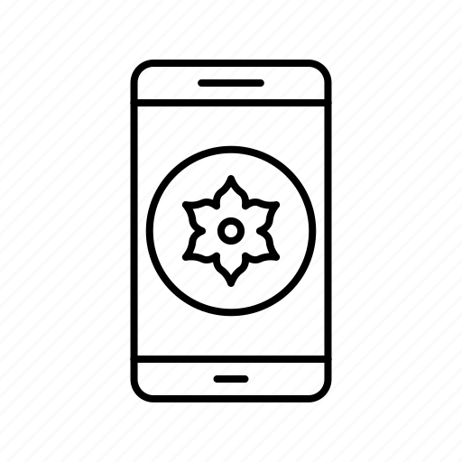 app, application, gallery, mobile, phone icon