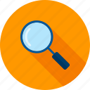 analysis, ecommerce, magnifying glass, optimization, search, www