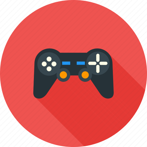 controller, d pad, games, handle, joy stick, video games icon