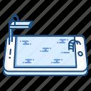 concept, jump, lader, mobile, stand, swim, swimmingpool icon