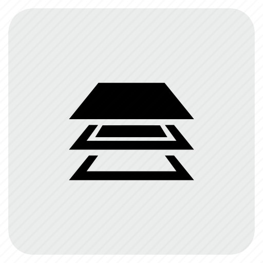 dublicate, form, list, object icon