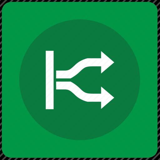 function, operation, split icon