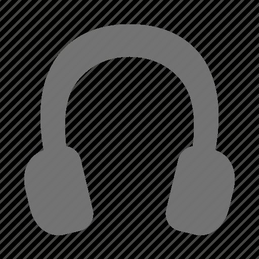 audio, headphones, listening, sound icon