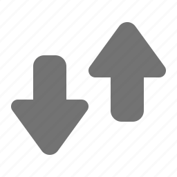arrows, internet, traffic, transfer icon