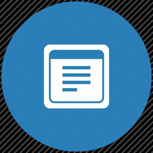 app, editor, file, pdf, round, text icon