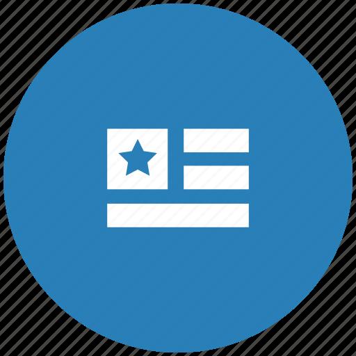 America, flag, round, states, usa icon - Download on Iconfinder