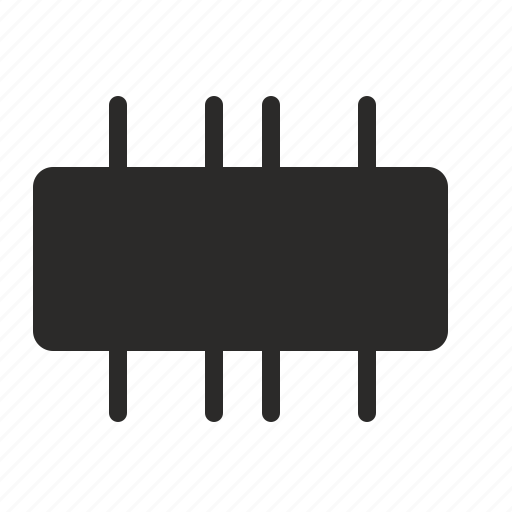 component, core, ddr, hardware, memory, slot icon