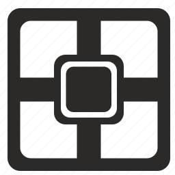 chip, chipset, cpu, micro, processor icon