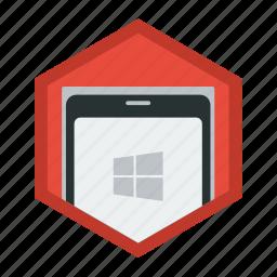 device, lumia, mobile, nokia, phone, smartphone, windows icon