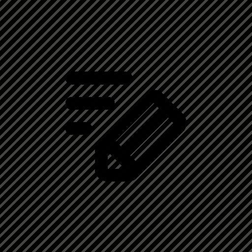amend, edit, edit-list, editor, editting, pen, pencil icon