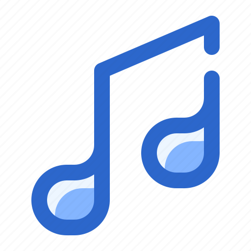 Melody, music, note, song, sound icon - Download on Iconfinder