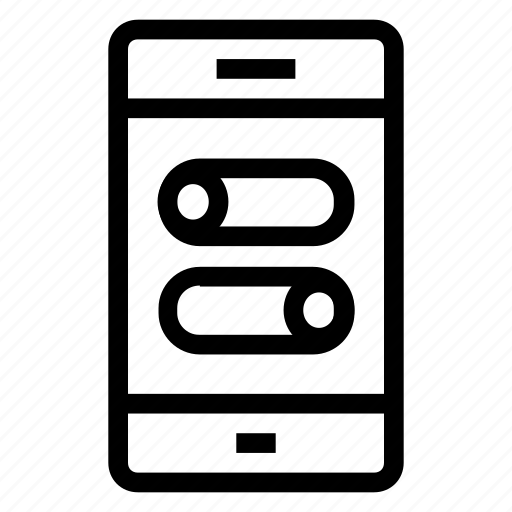 cell, device, iphone, mobile, phone, smartphone icon