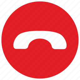 call, disconnect, mobile, phone icon