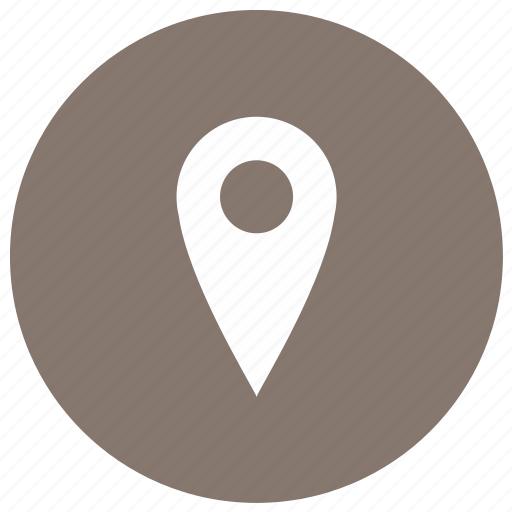geo, gps, location, place, point, pointer icon