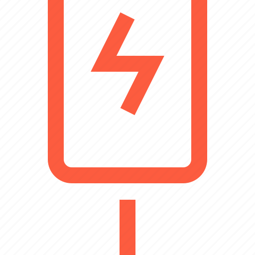 charge, charging, connection, energy, mobile, phone, plug, power, smartphone icon