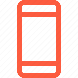 blank, call, comunication, gagdet, mobile, phone, smartphone icon