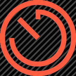 control, dial, remote, set, timer icon