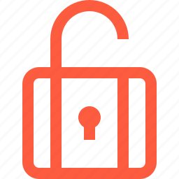 lockpad, open, pass, password, secure, unlock icon