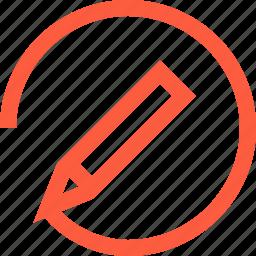 change, create, edit, message, new, write icon