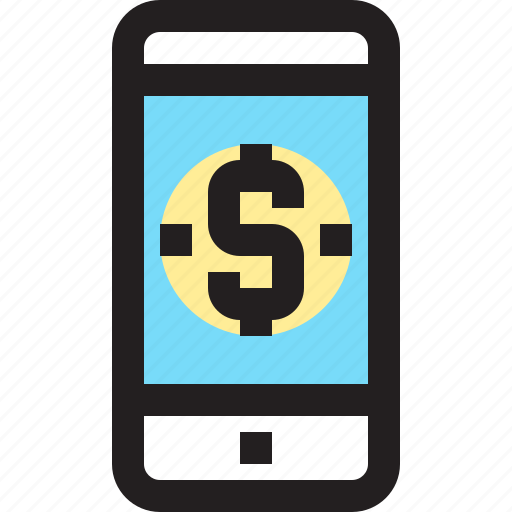 app, banking, contact, mobile, smartphone icon