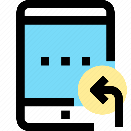 app, contact, data, mobile, smartphone, tablet icon