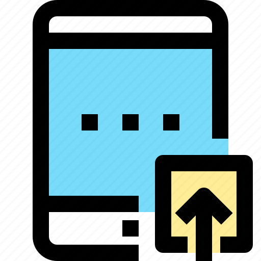 app, contact, download, mobile, smartphone, tablet icon