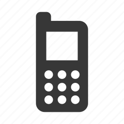 antenna, cell phone, gsm, mobile phone, mobility, phone, raw, simple, telephone icon