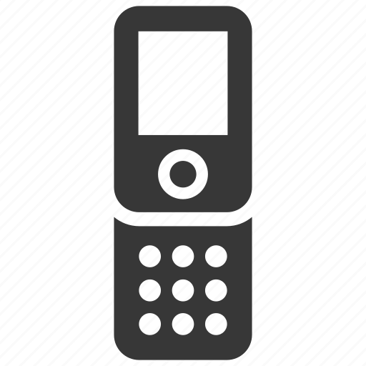 cell phone, gsm, mobile phone, mobility, phone, raw, simple, slide phone, telephone icon