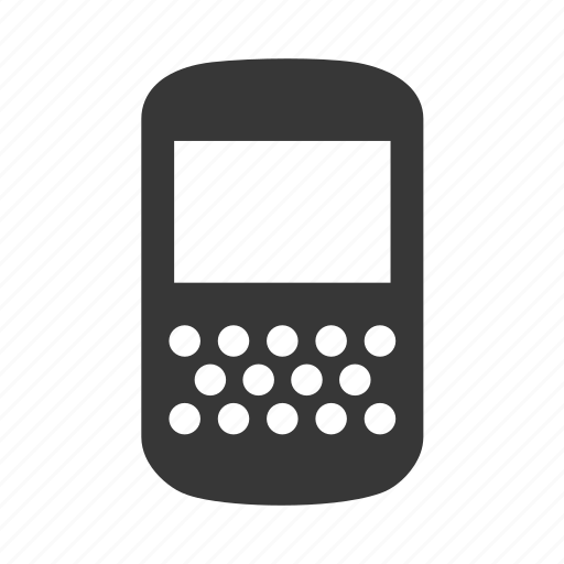 blackberry, cell phone, gsm, mobile phone, mobility, phone, raw, simple, smart phone, smartphone, telephone icon