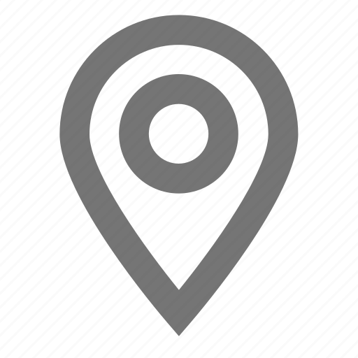 location, map, marker, material, navigation, place icon