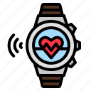 smart, smartwatch, rate, watch, heart