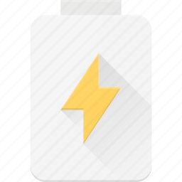 battery, cell, charge, level icon