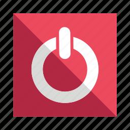 hibernate, power, restart, switch icon