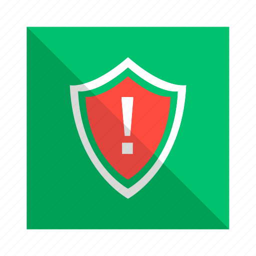 alert, caution, notification, security icon