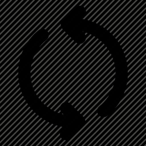 Synchronization, sync, synchronize, refresh, update, reload icon - Download on Iconfinder
