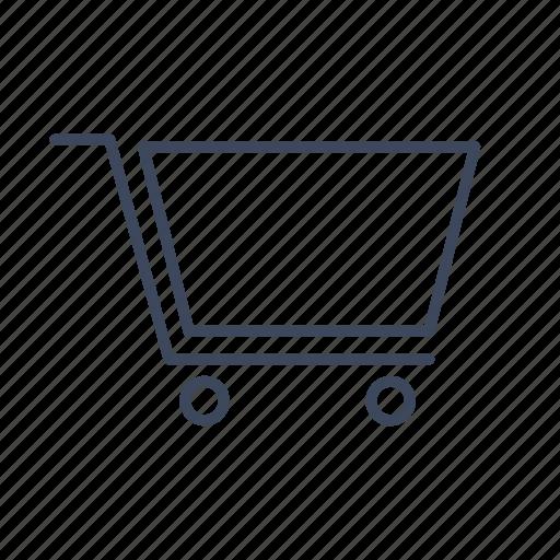 buy, cart, checkout, retail, shop, shopping icon