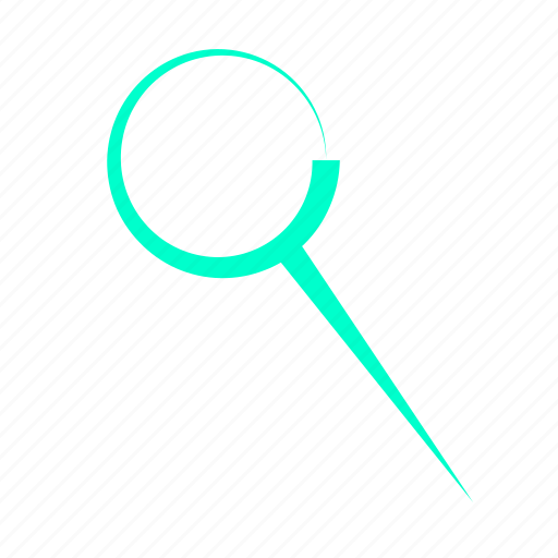 find, magnifier, search, view icon